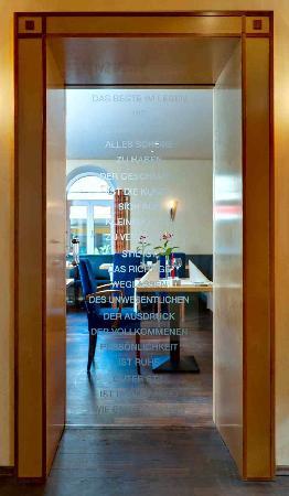 Noris Hotel : Restaurant