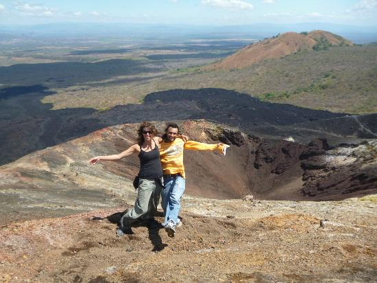 Mas Adventures: Cerro Negro with Anry