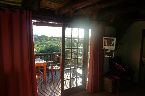 Addo Rest Camp: sit out in the bush