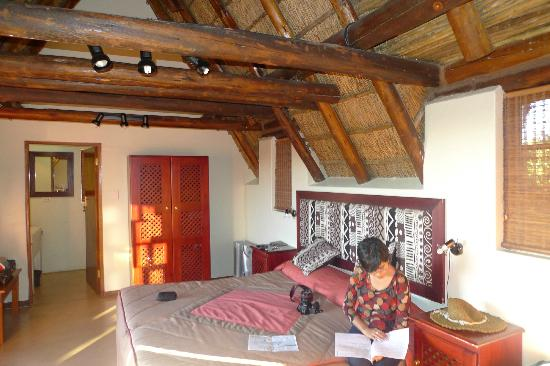 Addo Rest Camp: room