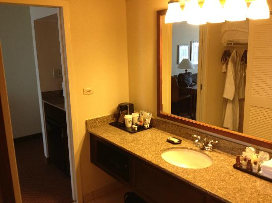 Sheraton Suites Galleria Atlanta: Bathroom