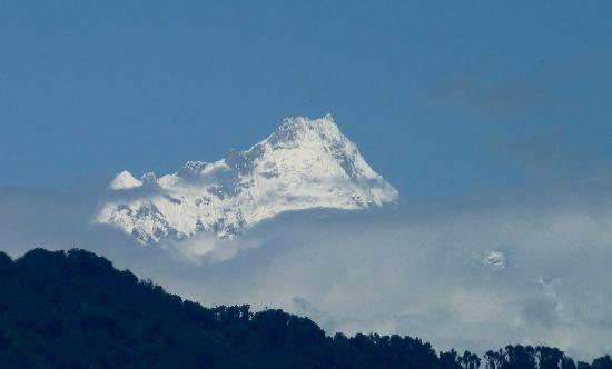 Tashi View Point: Mt. Khanchendonza 28,209 ft. 3rd highest peak in the world