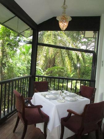 Au jardin by les amis tripadvisor for Au jardin restaurant singapore botanic gardens