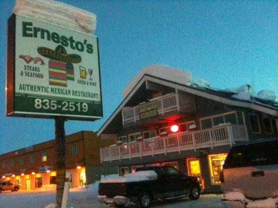Ernesto's Taqueria: Ernesto's best Mexican food cook by  Ernesto 's bringing  the recipes from Mexico  Ernesto's has