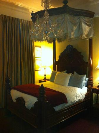 Park View Historic Hotel and Guest House: Bed Room E
