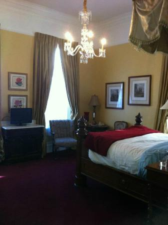 Park View Historic Hotel and Guest House: Room E