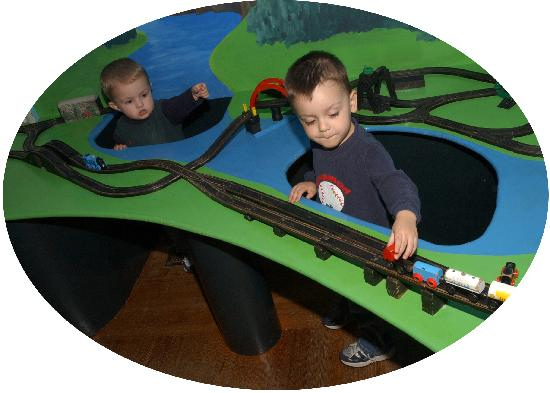 Middletown, CT: Hands-on play at Kidcity