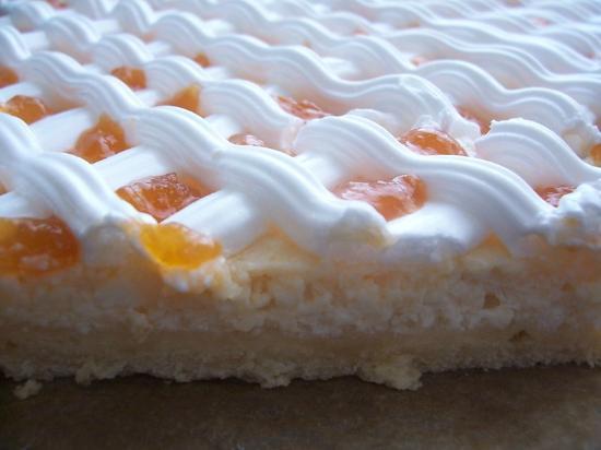 Hallandale, Flórida: hungarian cheese cake / rakoczi turos