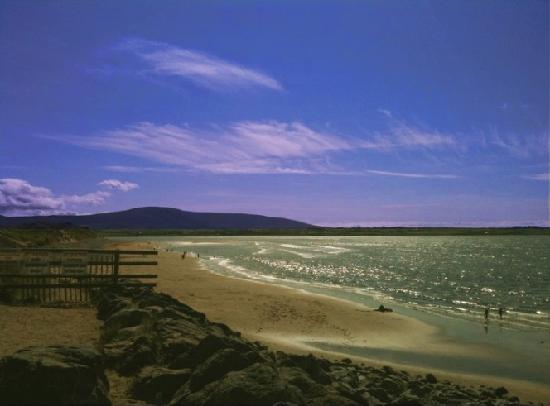 Sligo, Irlanda: Strandhill Beach