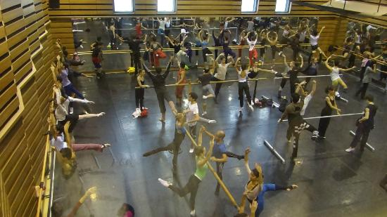 Auditorio del Sodre: Balé