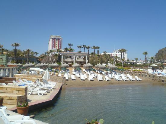 Club Hotel Sera: beach for kids