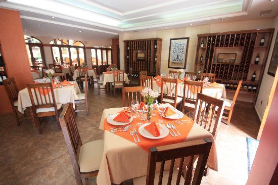 Mansion del Valle: Restaurante