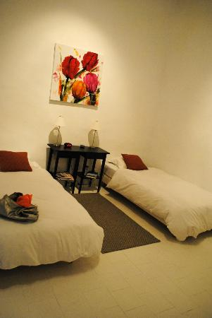 Maison Allene Bed and Breakfast : Comfortable beds and clean linen