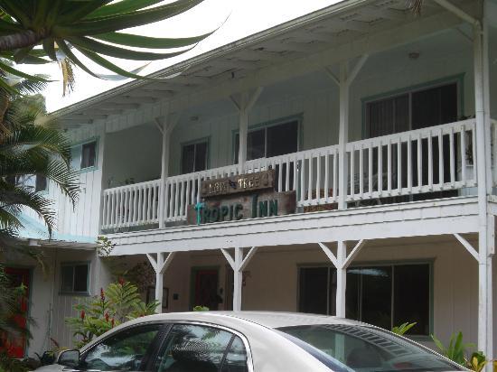 Lava Tree Tropic Inn: esterno