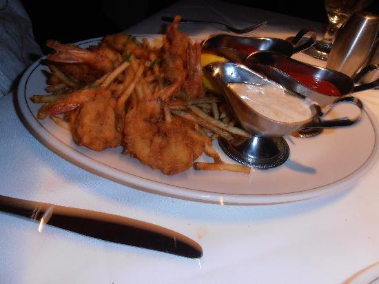 Truluck's Restaurant : Jumbos empanados