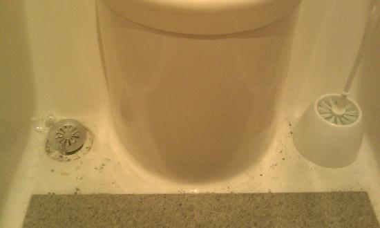 hotelF1 Lievin : WC