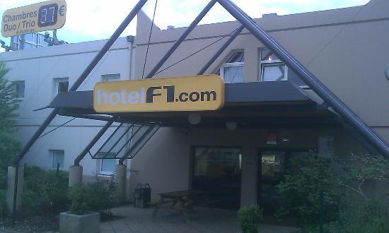 hotelF1 Lievin : LIEVIN