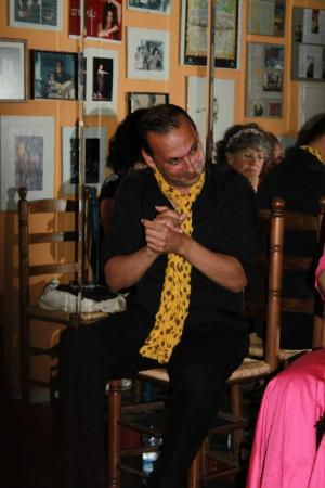 Kelipe Centro de Arte Flamenco: Clap