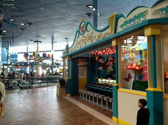 woodbine mall shoe stores