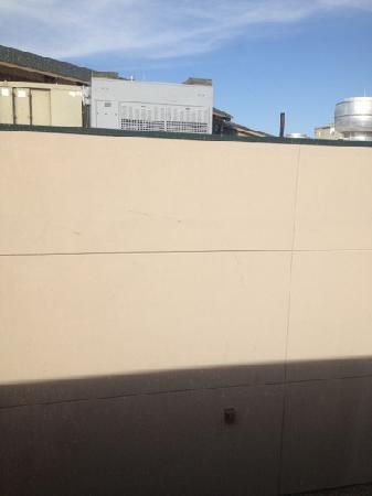 Prairie Band Casino & Resort : view from my room