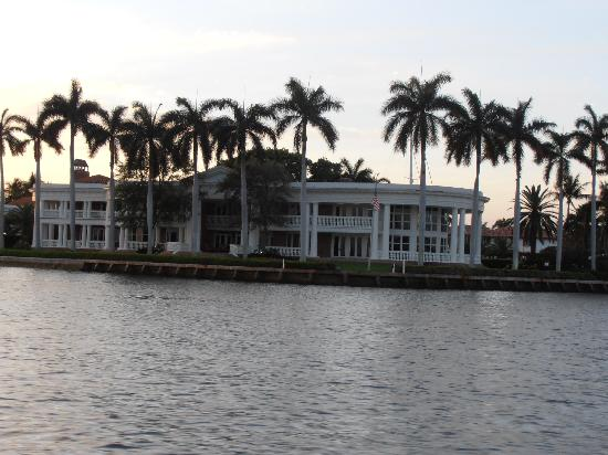 Intracoastal Waterway : Réolica de la Casa Blanca