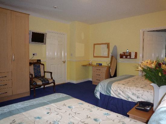 Avlon House Bed and Breakfast: Bedroom 22