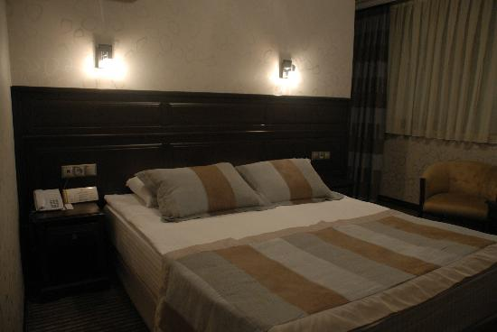 Ankara Gold Hotel : clean&comfortable beds