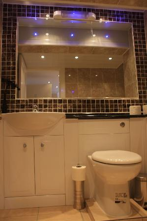 Edinburgh Regency Guest House : Bathroom