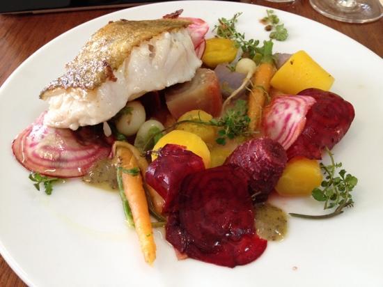 La Pulperia: petit plat du jour.... aussi beau à regarder que bon à manger