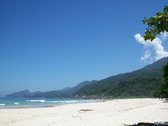 Lopes Mendes Beach: Lopes Mendes - lado derecho