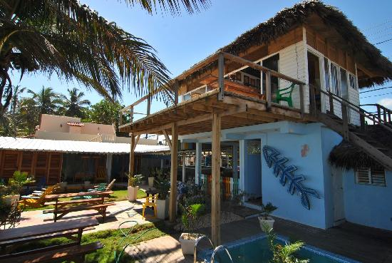 Cabarete Surfcamp: Surf Camp Beach House