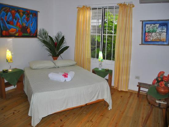 Cabarete Surfcamp: 1 bedroom apartment, bedroom