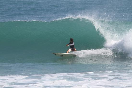 Cabarete Surfcamp: Waves at Encuentro