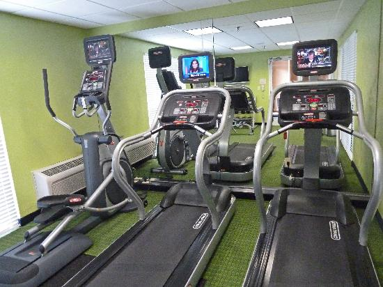 Fairfield Inn Asheville Airport: Asheville Airport Fairfield Fitness Center