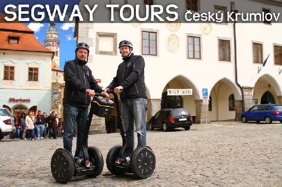 Segway Tour Cesky Krumlov : SEGWAY TOURS Cesky Krumlov