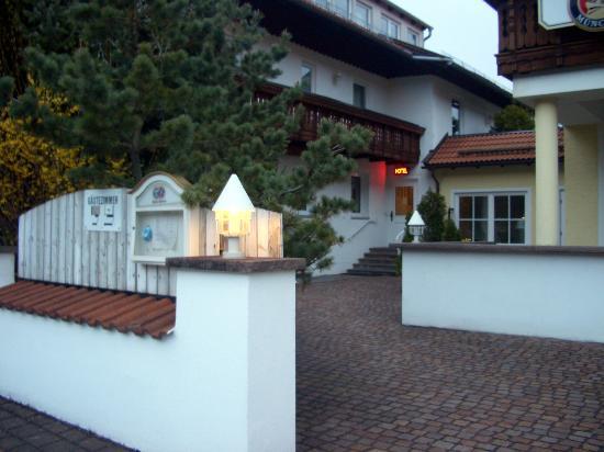 Hotel Kleiner König: l'esterno