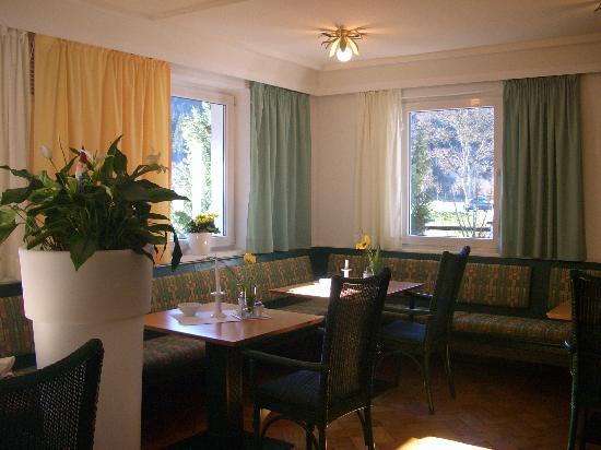 Hotel Kleiner Konig: la sala colazione
