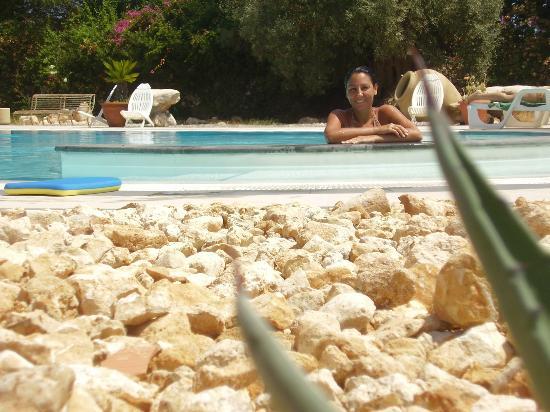 Asparano B&B: piscina