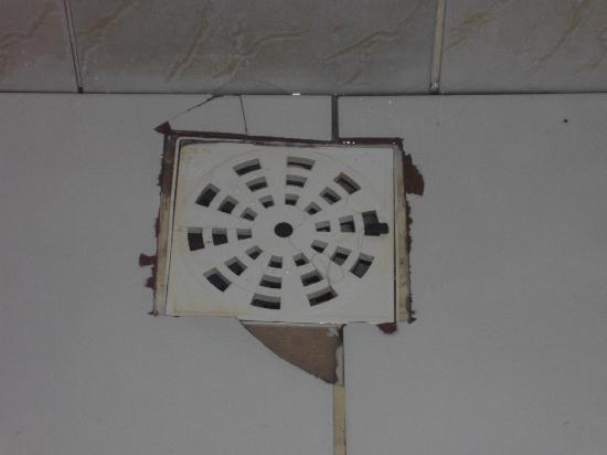 Che Lagarto Hostel Ilha Grande: Azulejos quebrados