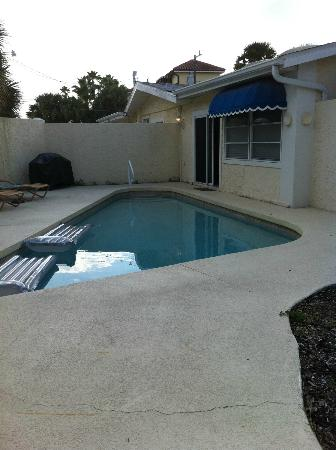 The Sea Spray Resort: Private Pool - we loved it!