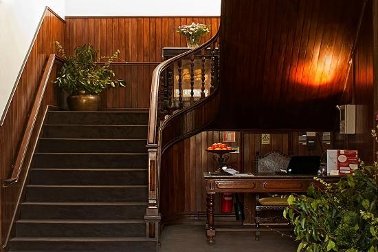 Hotel da Penha: Recepção