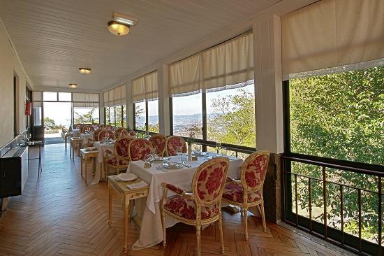 Hotel da Penha: Sala de refeições
