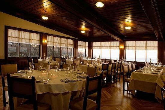 Hotel da Penha: Sala de jantar