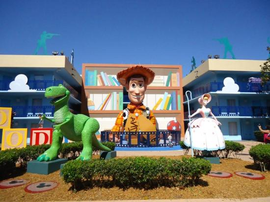Ambienta 231 227 O Playground Do Toystory Picture Of Disney S