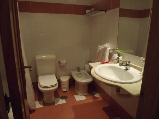 Hotel Bemon Playa: bagno