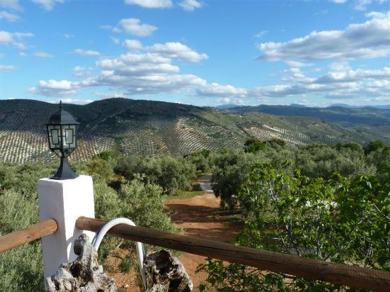 Brazos Abiertos Casa Rural: VIEW