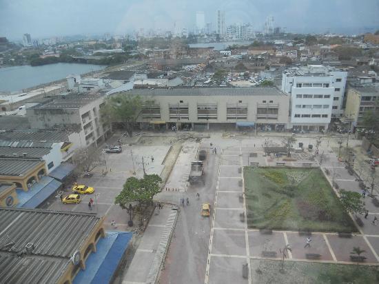 Hotel Stil Cartagena: vista