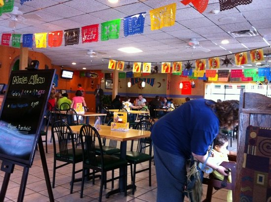 Monte Alban Mexican Grill Rochester Menu Prices