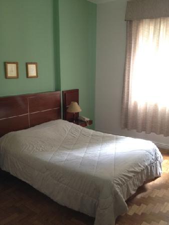 Hotel Casablanca Palace: quarto