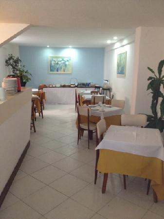 Hotel Casablanca Palace: restaurante